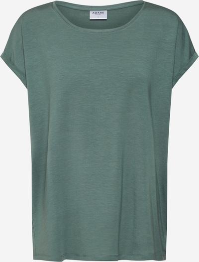 VERO MODA Majica | zelena barva, Prikaz izdelka