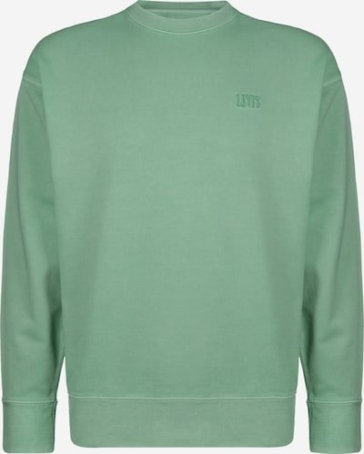 LEVI'S Sweater ' Authentic Logo ' in mint, Produktansicht