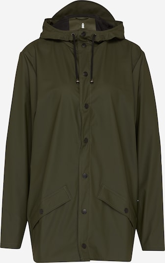 RAINS Between-season jacket in Dark green, Item view