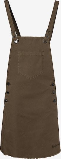 Pepe Jeans Kleid in dunkelgrün, Produktansicht