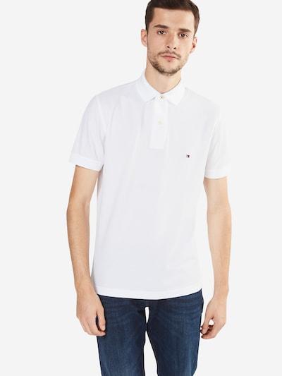 TOMMY HILFIGER T-Shirt en blanc cassé: Vue de face