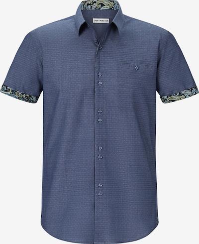 Shirtmaster Hemd 'Hiddentreasures' in dunkelblau, Produktansicht