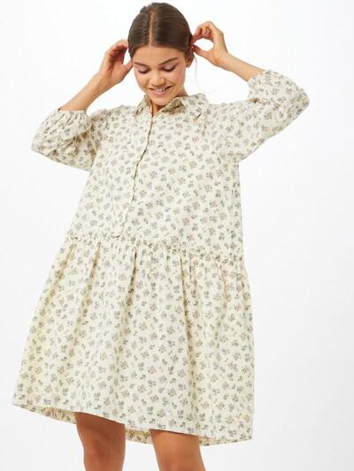 Y.A.S Blusenkleid in beige / mischfarben, Modelansicht