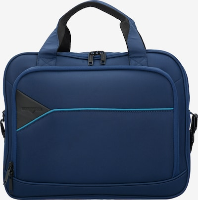 Hardware Boardtasche in blau / türkis / schwarz, Produktansicht