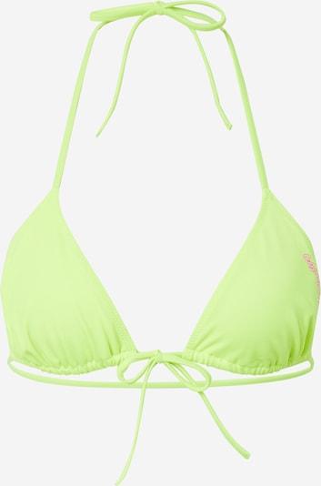 Calvin Klein Swimwear Bikinitop in gelb, Produktansicht
