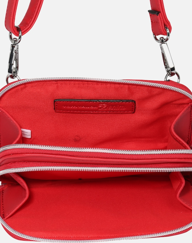 'tyra' Rouge À Tom Denim Tailor Bandoulière En Sac PXZkuTiO