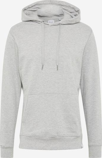 Only & Sons Sweatshirt 'Luigi' in graumeliert: Frontalansicht