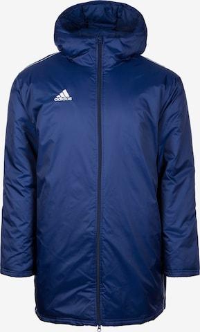 Veste outdoor 'Core 18' ADIDAS PERFORMANCE en bleu