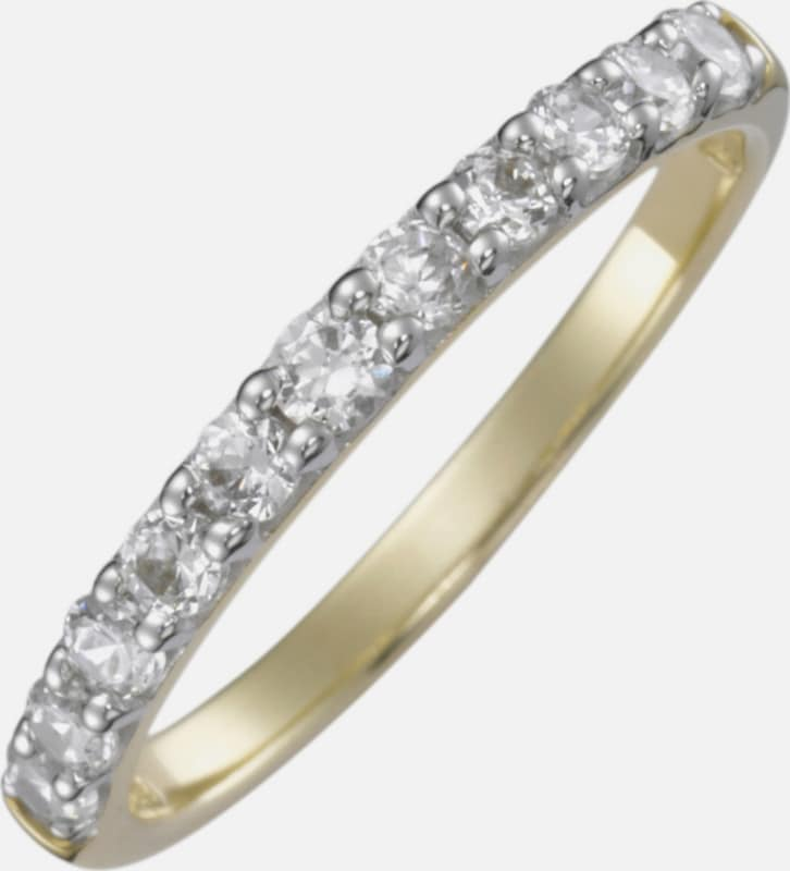 FIRETTI Verlobungsring / Vorsteckring / Memoire, Gelbgold