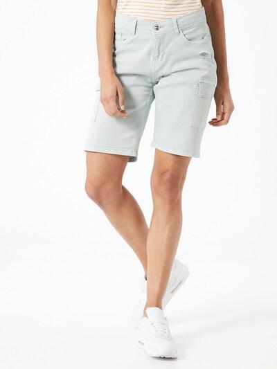 Sublevel Klapptaskutega püksid helesinine: Eestvaade