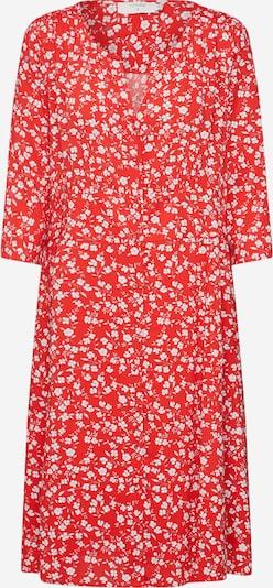 Cream Sukienka koszulowa 'Daisy' w kolorze czerwony / białym, Podgląd produktu