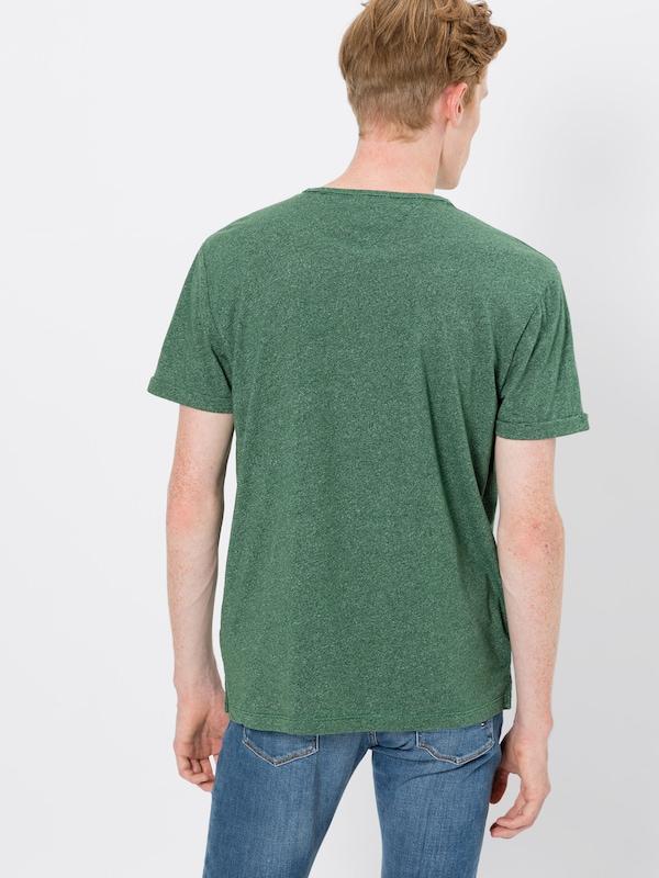 shirt Vert Jeans Tommy T En zqUVMpS