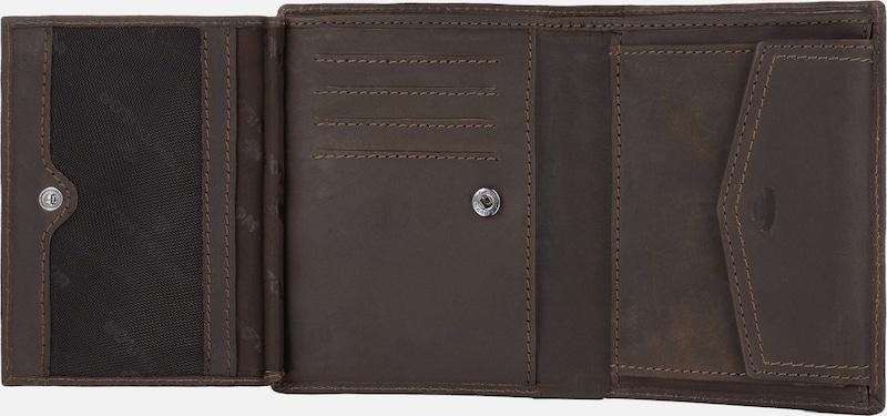 TOM TAILOR 'Terry' Hochformat Geldbörse Leder 10 cm