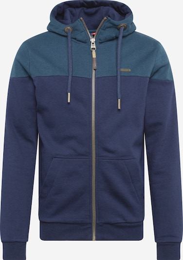 Ragwear Sweater majica u plava / petrol, Pregled proizvoda
