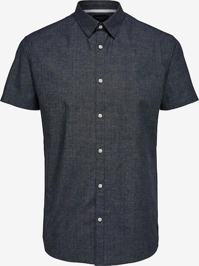 SELECTED HOMME Hemd in graphit, Produktansicht