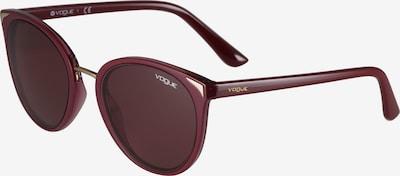 VOGUE Eyewear Sonnenbrille in blutrot, Produktansicht