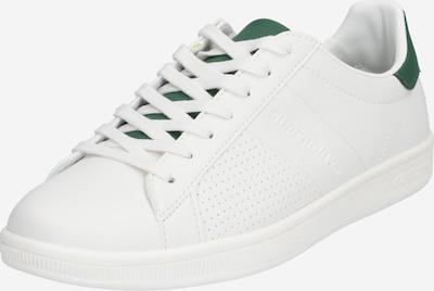 Superdry Sneaker 'SLEEK CUPSOLE TRAINER' in grün / weiß, Produktansicht