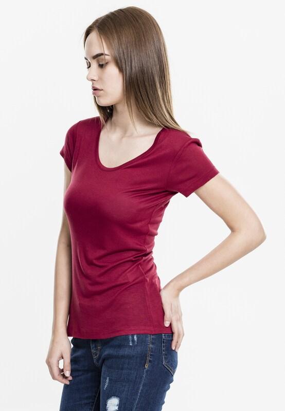Urban Classics shirt En Bourgogne T A5LR4j