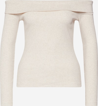 ABOUT YOU Shirt 'Charlotta' in beige / creme / offwhite, Produktansicht
