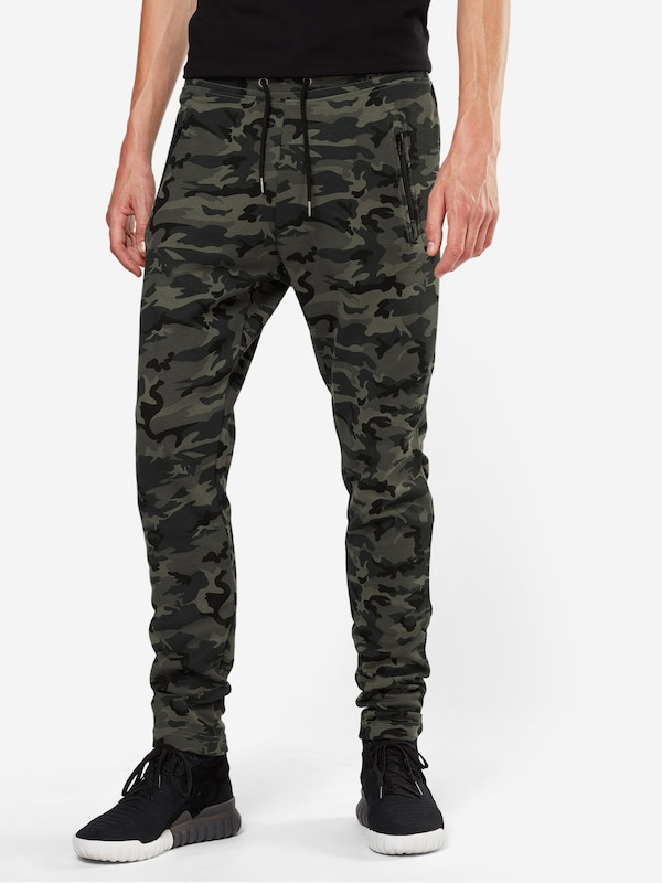 Urban Classics Sweatpants Interlock Camo Pants