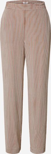 Part Two Pantalon 'MillePW PA' en marron: Vue de face