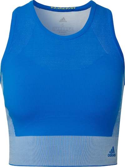 ADIDAS PERFORMANCE Crop-Top in blau, Produktansicht