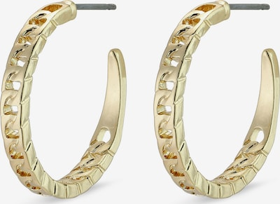 Pilgrim Boucles d'oreilles 'Yggdrasil' en or, Vue avec produit
