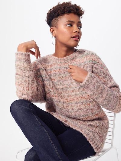 ESPRIT Pullover 'sweater' in mauve / mischfarben, Modelansicht