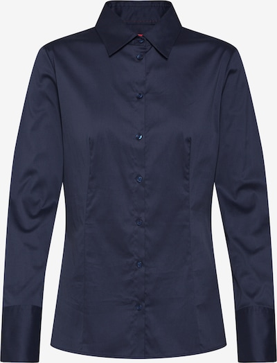HUGO Bluse 'The Fitted Shirt' i navy, Produktvisning