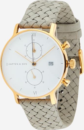 Kapten & Son Analógové hodinky - sivá, Produkt