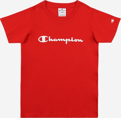 Champion Authentic Athletic Apparel T-Shirt in rot, Produktansicht