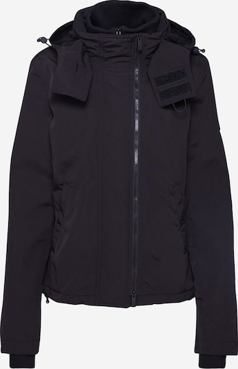 Superdry Windcheater in schwarz, Produktansicht