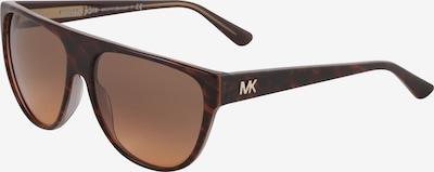 Michael Kors Lunettes de soleil '0MK2111' en marron, Vue avec produit