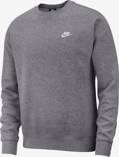 Nike Sportswear Sweater 'Sportswear Club' in grau, Produktansicht