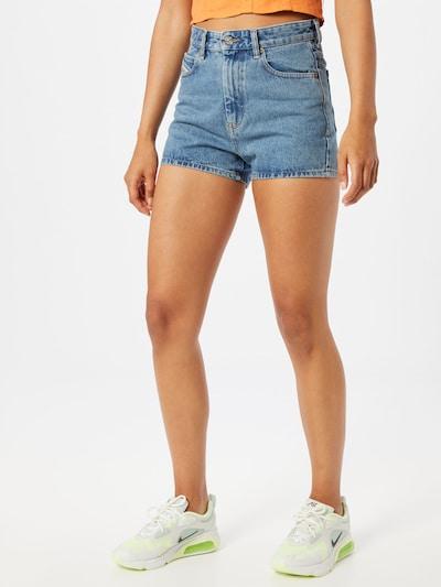 DIESEL Jeans in de kleur Blauw denim, Modelweergave