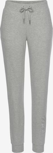 Pantaloni BENCH pe gri amestecat, Vizualizare produs