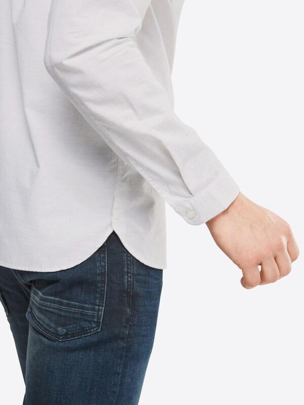 NOWADAYS Hemd 'melange poplin shirt'