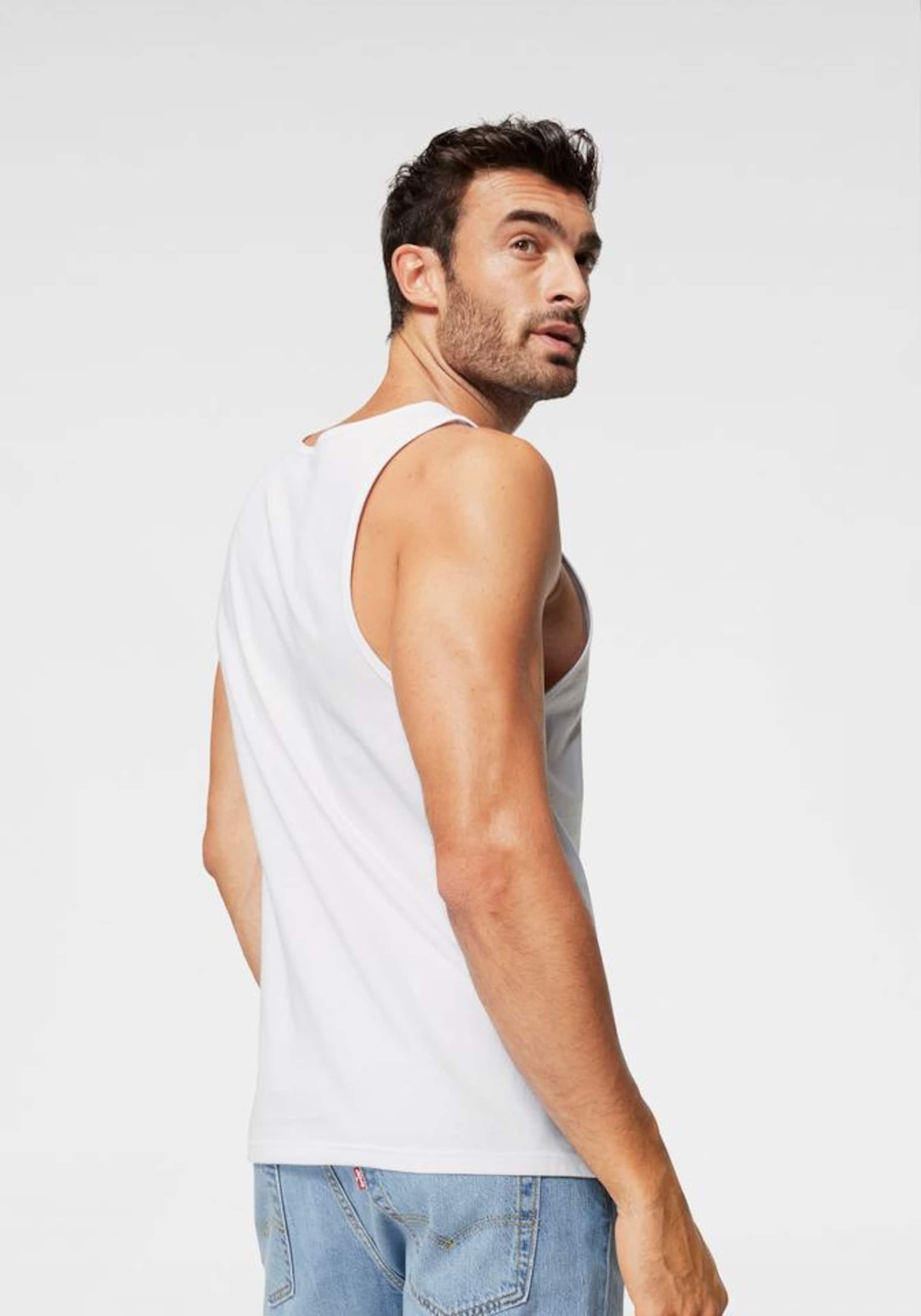Levi's shirt Levi's T T shirt En RougeBlanc rdoCxtBsQh