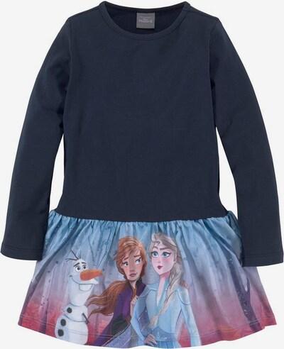 Disney Frozen Kleid in marine / mischfarben, Produktansicht