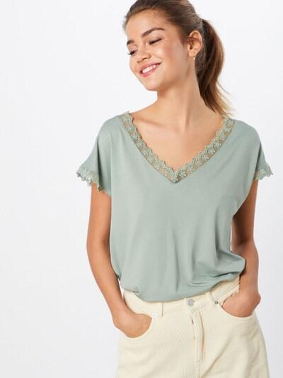 ABOUT YOU Koszulka 'Suzi' w kolorze zielonym: Widok z przodu