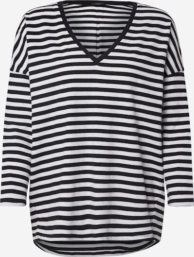 DRYKORN Shirt 'Venja' in de kleur Navy / Wit, Productweergave