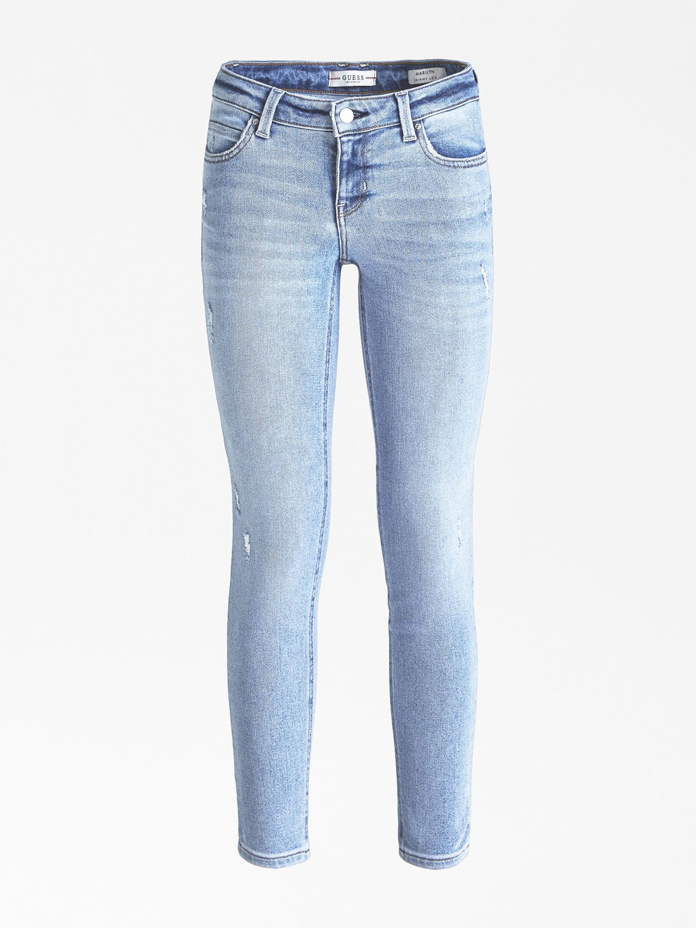 Guess Jeans Denim Blue Guess Blue Guess In Jeans Denim Jeans In In 54jqSALc3R