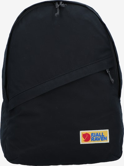 Fjällräven Rucksack 'Vardag' in schwarz, Produktansicht