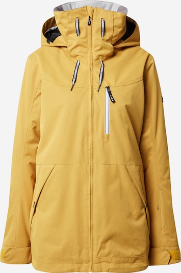 ROXY Sportjas 'PRESENCE' in de kleur Geel, Productweergave