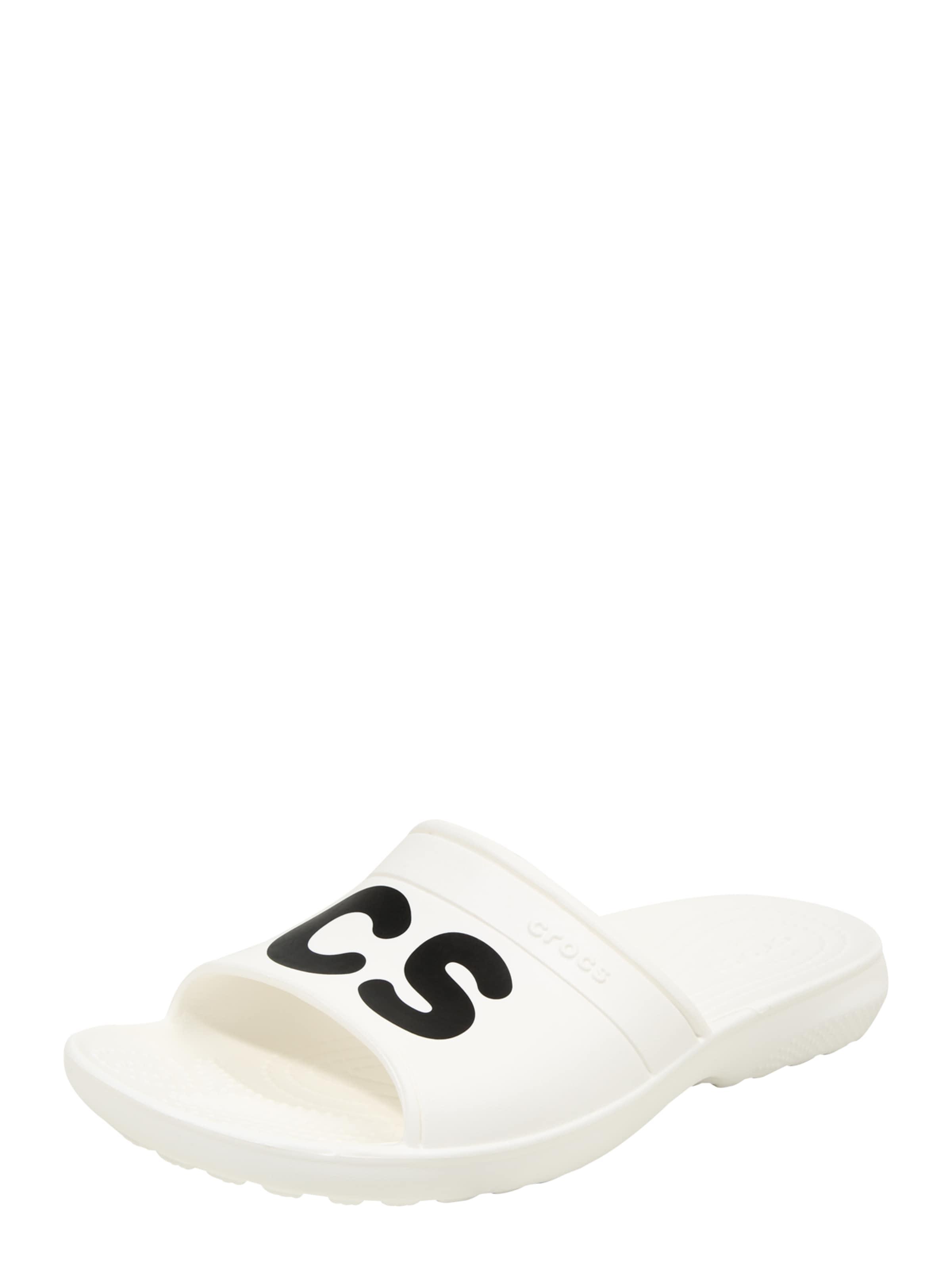 Crocs Badeschuhe Classic Graphic Verschleißfeste billige Schuhe