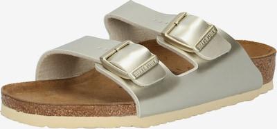 BIRKENSTOCK Pantolette 'ARIZONA' in gold, Produktansicht