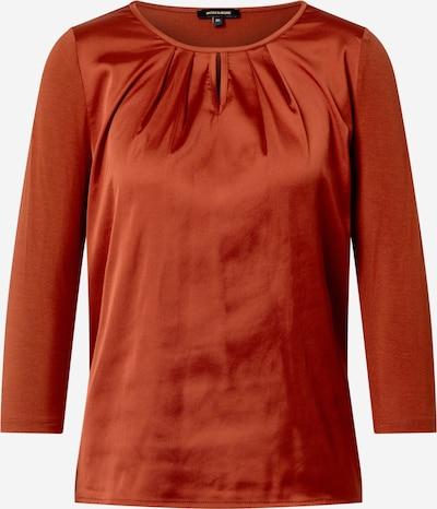 MORE & MORE Blouse in de kleur Oranjerood, Productweergave