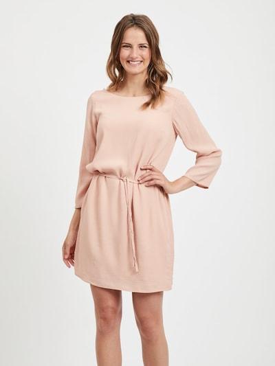 OBJECT Kleid in puder, Modelansicht