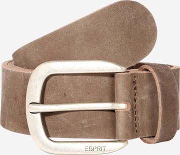 ESPRIT Gürtel 'Marie' in Braun