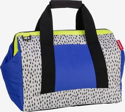 REISENTHEL Reisetasche in blau / gelb / schwarz / weiß, Produktansicht